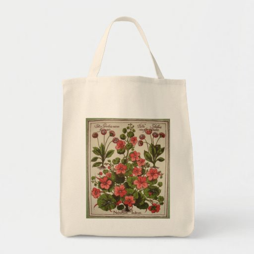 Organic Canvas Tote Canvas Bag