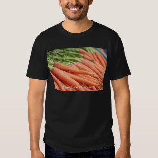 Organic Carrots Tees Mugs Cards & Other Gifts