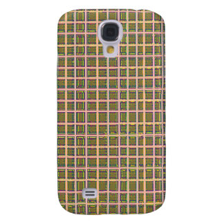 Organic Checks Samsung Galaxy S4 Case