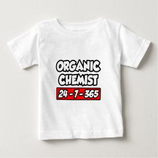 Organic Chemist 24-7-365 Baby T-Shirt
