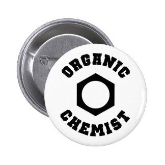 Organic Chemist Button