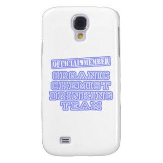 Organic Chemist Drinking Team Galaxy S4 Cases