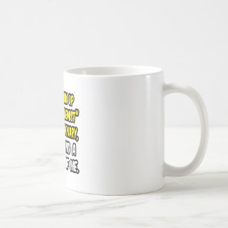 Organic Chemist In Dictionary...My Picture Classic White Coffee Mug