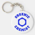 Organic Chemist Keychain