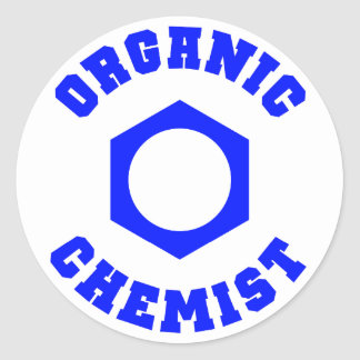 Organic Chemist Sticker