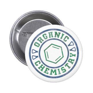 Organic Chemistry Button