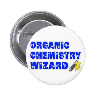 Organic Chemistry Wizard Button