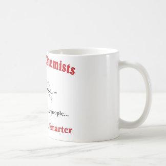 Organic Chemists just like regular people Coffee Mugs