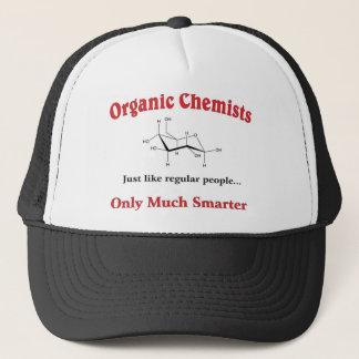 Organic Chemists just like regular people Trucker Hat