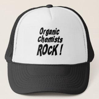 Organic Chemists Rock! Hat