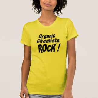 Organic Chemists Rock! T-shirt
