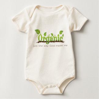 Organic Christian baby vest Baby Bodysuit