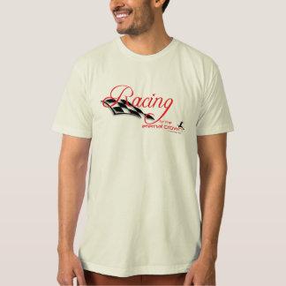 Organic Christian t-shirt: Racing T-Shirt