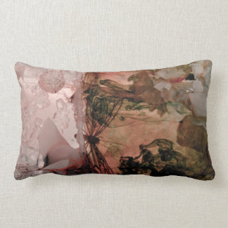 """Organic"" collection original photography by Lisa Lumbar Pillow"