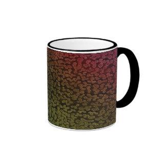 Organic Color Junkie Ringer Mug