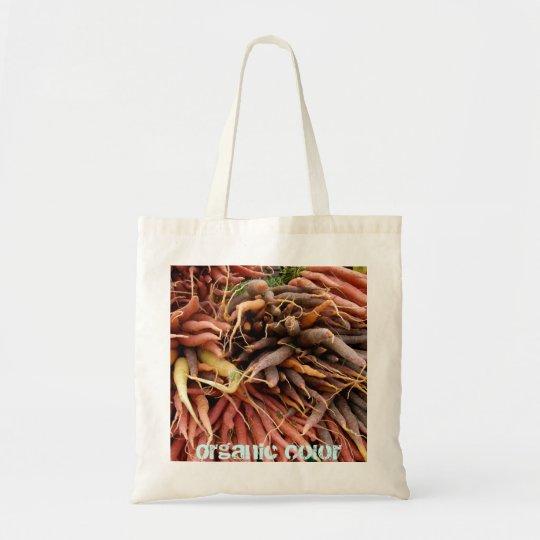 Organic Color Tote Bag
