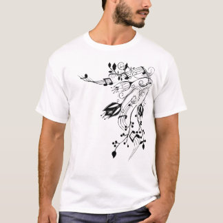 Organic Composition T-Shirt