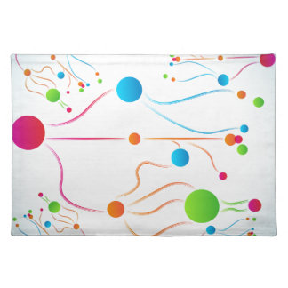 Organic Connections Chart Placemat