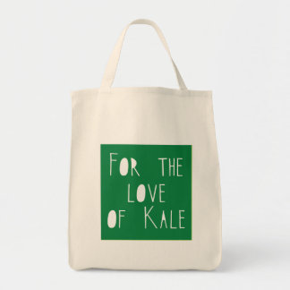 Organic Cotton Grocery Tote Bag