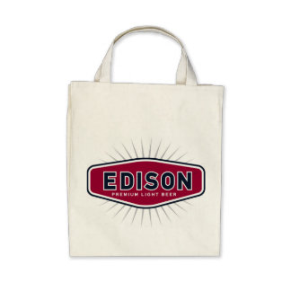 Organic Edison Shopper Bags