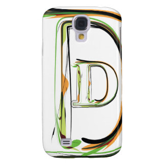 Organic Font illustration Samsung Galaxy S4 Covers