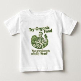 Organic Food Baby T-Shirt