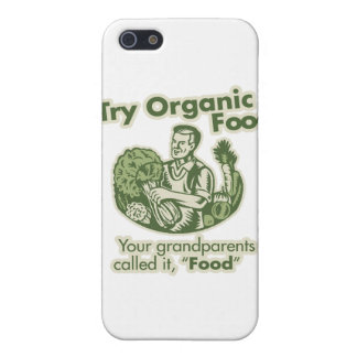 Organic Food Case For iPhone SE/5/5s