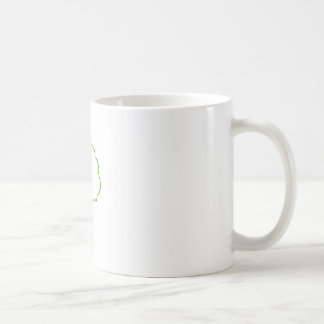 Organic food coffee mug