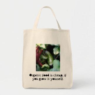 Organic Food Grocery Bag