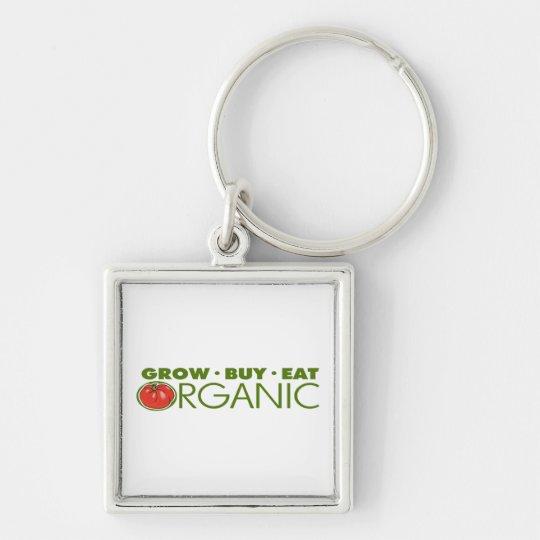 Organic Food Keychain