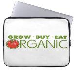 Organic Food Laptop Computer Sleeve
