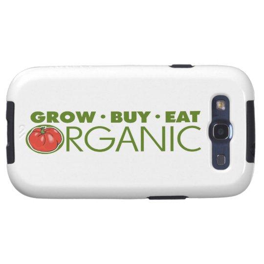 Organic Food Samsung Galaxy SIII Cover