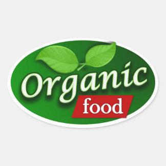Organic Food Sticker