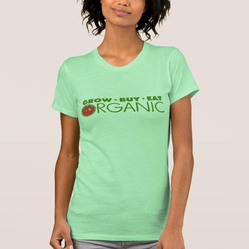 Organic Food T-shirt
