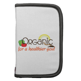 ORGANIC for a healthier you! Planner