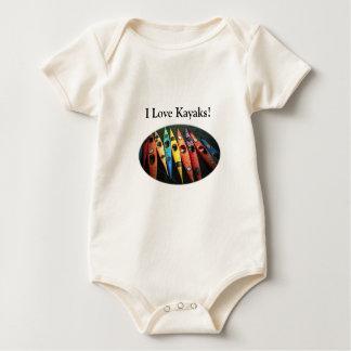 Organic for Kids Organic Kayak body shirt