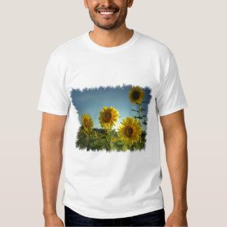 Organic Garden Sunflower T-shirt