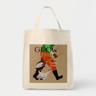Organic Garden Tote Bag