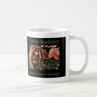 Organic Gardener Classic White Coffee Mug
