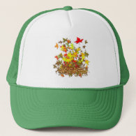 Organic Gardener Trucker Hat
