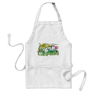 Organic Gardening Apron! Adult Apron