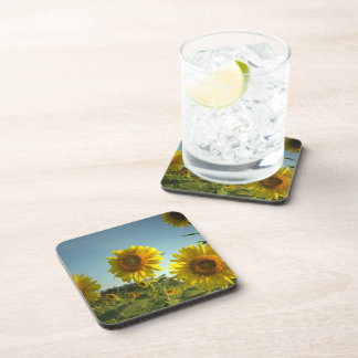 Organic Gardening Cork Coasters