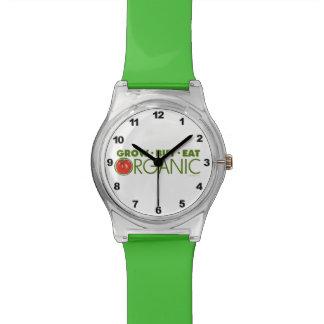Organic Gardening Watches