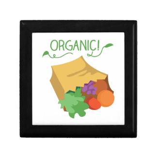 Organic Keepsake Boxes