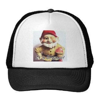 Organic Gnome Trucker Hat