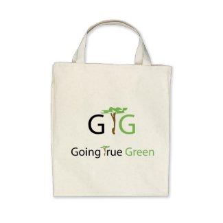 Organic Going True Green Grocery Bag