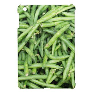 Organic Green Snap Beans Veggie Vegitarian Case For The iPad Mini