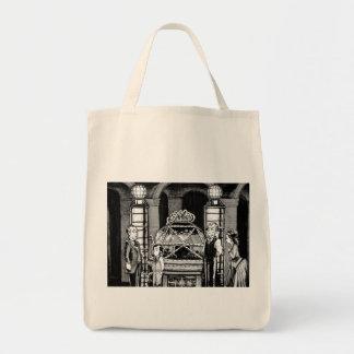 Organic Grocery Time Travel Bag