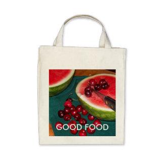 Organic Grocery Tote Tote Bag