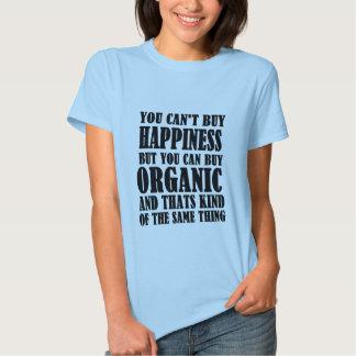 organic=happiness shirt